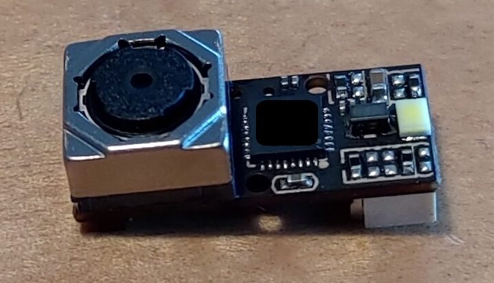 USBカメラ:SEU5MAFサンプル到着