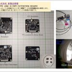 Camera Extension Board:SE-CXB01-Tx/Rx
