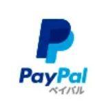 PayPalでのお支払いが可能です
