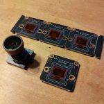SE327MBD camera board is ready for sample delivery
