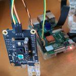 OPNOUS ToF Solution: Dragonfly on Raspi via UART